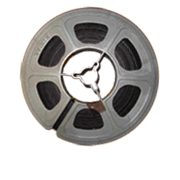 Digitizing World - Film Reel, 3 Inch