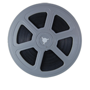 Digitizing World - Film Reel, 5 Inch