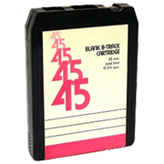 Digitizing World - 8-Track Tape