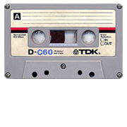 Digitizing World - Audio Cassette