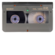 Digitizing World - D2 Tape