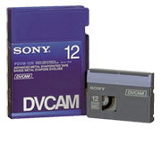 Digitizing World - DVCAM
